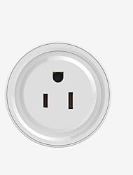 cheap -Smart Remote Control WiFi Plug Socket Support Alexa Control Durable Convenient Technological