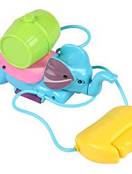 economico -Materassino gonfiabile Elefante Plastica