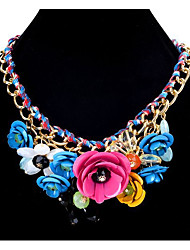 economico -Per donna Fiore decorativo Personalizzato Florale Lusso Originale Floreale Classico Stile Boho Sensuale Fiori Petali Amicizia Gotico