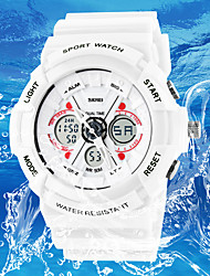 cheap -Men's Digital Digital Watch Wrist Watch Smartwatch Sport Watch Chinese Calendar / date / day Water Resistant / Water Proof Creative Large