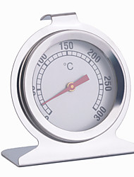 cheap -Brand New Stainless Steel Oven Cooker Thermometer Temperature Gauge