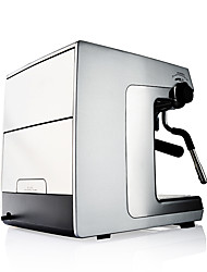 Coffee Machine Grinder Pump Pressure Semi-automatic Health Care Reservation Function Upright Design 220V