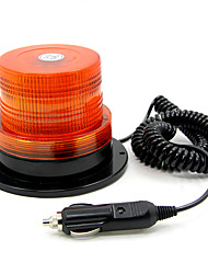 cheap -12V/24V Amber Beacon LED Strobe Light