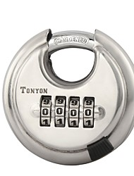 Недорогие -25005 Замок Нержавеющая сталь + категория А (ABS)  Разблокировка пароля для Для дверного проема