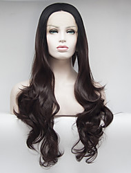 cheap -SYNTHETIC LACE FRONT Natural Wig Wig for Women Costume Wig Cosplay Wigs