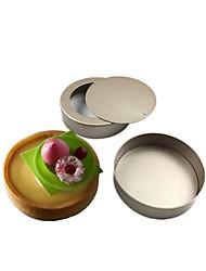 2 Stück Kuchenformen Kreisförmig Other AluminiumKinder Multi-Funktion Backen-Werkzeug Multifunktion Kreative Küche Gadget Neuartige