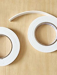 cheap -20MM*3M Double-sided  Tape Double Faced Adhesive Tape Special Offer White Powerful Foam Double Sided Tapes for Car Decoration Family Decoration