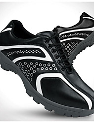 cheap -Golf Shoes Men's Golf Soft Shockproof Comfortable Sports Sports Outdoor Performance Practise Leisure Sports Artistic Style Modern Style