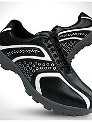 abordables -Chaussures de Golf Homme Golf Doux Résistant aux Chocs Confortable Des sports Sport extérieur Utilisation Exercice Sport de détente Style