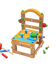 cheap -Building Blocks Square Cool Girls' Toy Gift