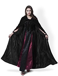 Wizard/Witch Ghost Vampire Cosplay Coat Cosplay Costumes Cloak Witch Broom Halloween Props Party Costume Masquerade Not Specified Unisex