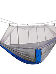 cheap -Camping Hammock with Mosquito Net Portable Breathable Ultra Light (UL) for Camping / Hiking Outdoor