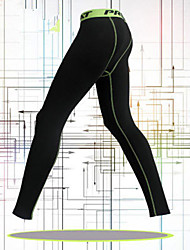 Men's Running Tights Gym Leggings Quick Dry Breathable Sweat-wicking Bottoms for Running/Jogging Casual Exercise & Fitness Leisure Sports