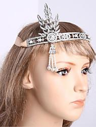 preiswerte -imitation perle strass legierung stirnbänder kopfschmuck eleganten stil