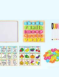 baratos -Blocos de Construir Quebra-Cabeça Brinquedos Matemáticos Brinquedo Educativo Clássico Legal Para Meninos Dom