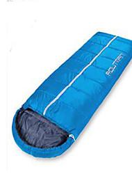 Camping Polster Mumienschlafsack Einzelbett(150 x 200 cm) 100 Enten QualitätsdauneX60 Camping & Wandern warm halten