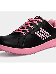 abordables -Chaussures de Golf Femme Golf Ajustable / Réglable Doux Antidérapant Résistant aux Chocs Des sports Sport extérieur Utilisation Exercice