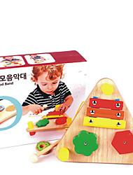 economico -Costruzioni Gioco educativo Strumenti giocattoli Giocattoli Strumenti musicali Batteria Pezzi Bambino Maschio Regalo