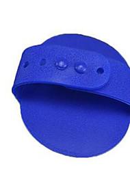 economico -Cane Assistenza sanitaria Set da bagno Portatile Massaggio Elastico Blu