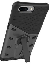 economico -Custodia Per OnePlus / One Plus 3 Con supporto / Rotazione a 360° Per retro Tinta unita Resistente PC per One Plus 5 / One Plus 3T / One Plus 3
