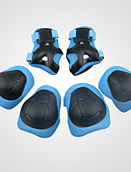 Kids' Protective Gear Knee Pads + Elbow Pads + Wrist Pads for Cycling Ice Skating Skateboarding Inline Skates Hoverboard Shock Proof