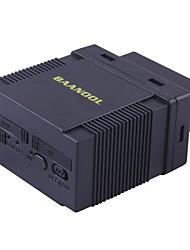 abordables -Traceur GPS Plastique Positionnement du suivi des voitures Anti-vol de voiture SOS Locataire Alarme vibratoire GPS Positionnement en