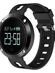 Homens Relógio Esportivo Relógio Inteligente Relogio digital Chinês Digital LED sensível ao toque Impermeável Monitor de Batimento