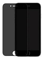 Недорогие -Защитная плёнка для экрана Apple для iPhone 6s Plus iPhone 6 Plus Закаленное стекло 1 ед. Защитная пленка для экрана Anti-Spy Защита от