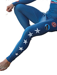 cheap -SABOLAY Men's Dive Skin Leggings Boating Ultraviolet Resistant Elastane Terylene Long Sleeves Bottoms Swimming