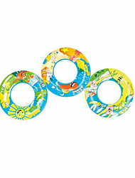 cheap -Inflatable Pool Float Swim Rings Toys Toys Circular Duck PVC Men's Women's Pieces