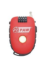 cheap -PAW TL981 Password Lock Password Unlocking 4 Digit Password Bicycle Lock Dail Lock Password Lock