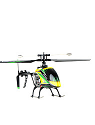 cheap -RC Helicopter WL Toys V912 4CH 3 Axis 2.4G Brush Electric - Remote Control / RC Flybarless