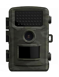 H301 Hunting Trail Camera / Scouting Camera 1080p 12MP Color CMOS 1280X960