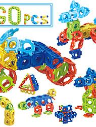 Недорогие -Конструкторы Игрушки для изучения и экспериментов Обучающая игрушка Игрушки Квадратный Eagle Своими руками Универсальные Куски