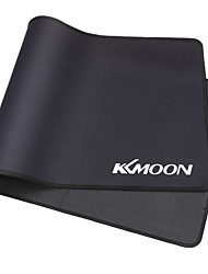 cheap -KKmoon 600*300*3mm Large Size Plain Black Extended Water-resistant Anti-slip Rubber Speed Gaming Game Mouse Mice Pad Desk Mat
