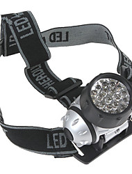 Torce frontali LED 600 Lumens 4.0 Modo LED Batterie non incluse Emergenza Ultraleggero per Campeggio/Escursionismo/Speleologia Uso
