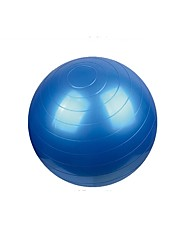 Недорогие -55 см Спортивный мяч Мячи для фитнеса Взрывозащищенный Йога Тренировки Баланс ПВХ