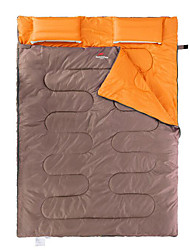 cheap -Naturehike Sleeping Bag Outdoor Double Size 5°C Double Wide Bag Keep Warm Portable Thick for