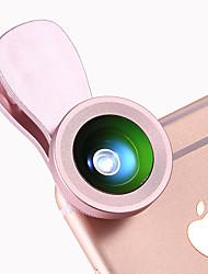 Lente esterna del telefono mobile di cherllo 034y 0.6x obiettivo esterno di macro di grandangolare di 0.6x