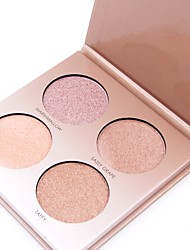 cheap -Concealer / Contour / Highlighters / Bronzers Shimmer Pressed powder Concealer Face China