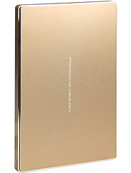 LaCie STFD2000403 2.5 inch USB3.0 mobile hard disk gold 2TB