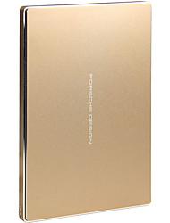Lacie stfd2000403 2,5 Zoll usb3.0 mobile Festplatte Gold 2tb