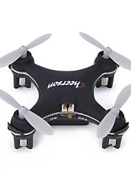 Dron Cheerson CX10SE Black 4Kanály 6 Osy LED Osvětlení 360 Stupňů Otočka Vznášet seRC Kvadrikoptéra Dálkové Ovládání USB kabel
