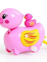 Недорогие -Игрушка с заводом Игрушки Утка Пластик Куски Универсальные Подарок