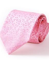 cheap -Men's Casual Polyester Necktie - Jacquard