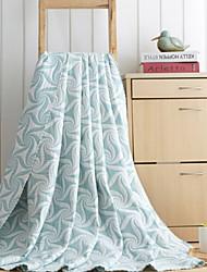Tissé Créatif Bambou/Coton couvertures