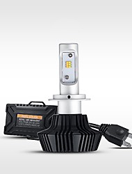 cheap -New Arrival 100W 8000LM Double Colors LED Headlight Kit White/Yellow Color Integrated