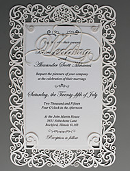 cheap -Flat Card Wedding Invitations 50 - Invitation Cards Invitation Sample Mother's Day Cards Baby Shower Cards Bridal Shower Cards Engagement
