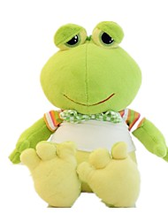 abordables -juguetes de peluche Almohada rellena Juguetes Rana Animales Unisex Piezas