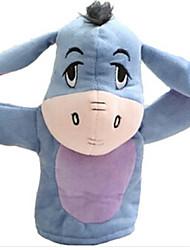 Stuffed Toys Bonecas Brinquedo Educativo Fantoche de Dedo Brinquedos Rabbit Urso Tiger Outra Animais Criança Peças